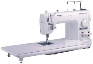 Brother PQ1500s High-Speed Quilting & Sewing Machine