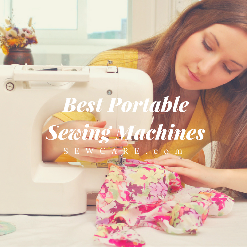 Best Portable Sewing Machines