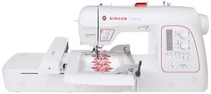 Singer XL-580 Futura Embroidery and Sewing Machine