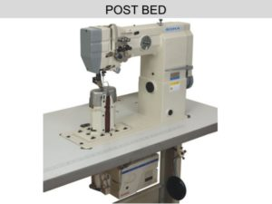 Post Bed Sewing Machines