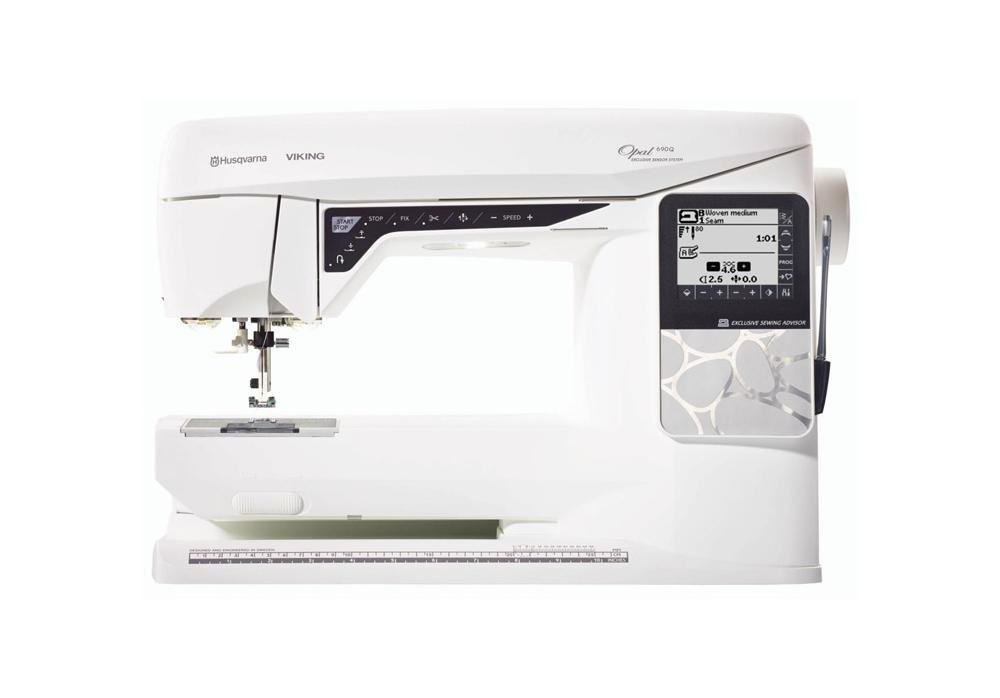 Anything Everything About The Husqvarna Sewing Machines In 40 Custom Viking 400 Sewing Machine Review