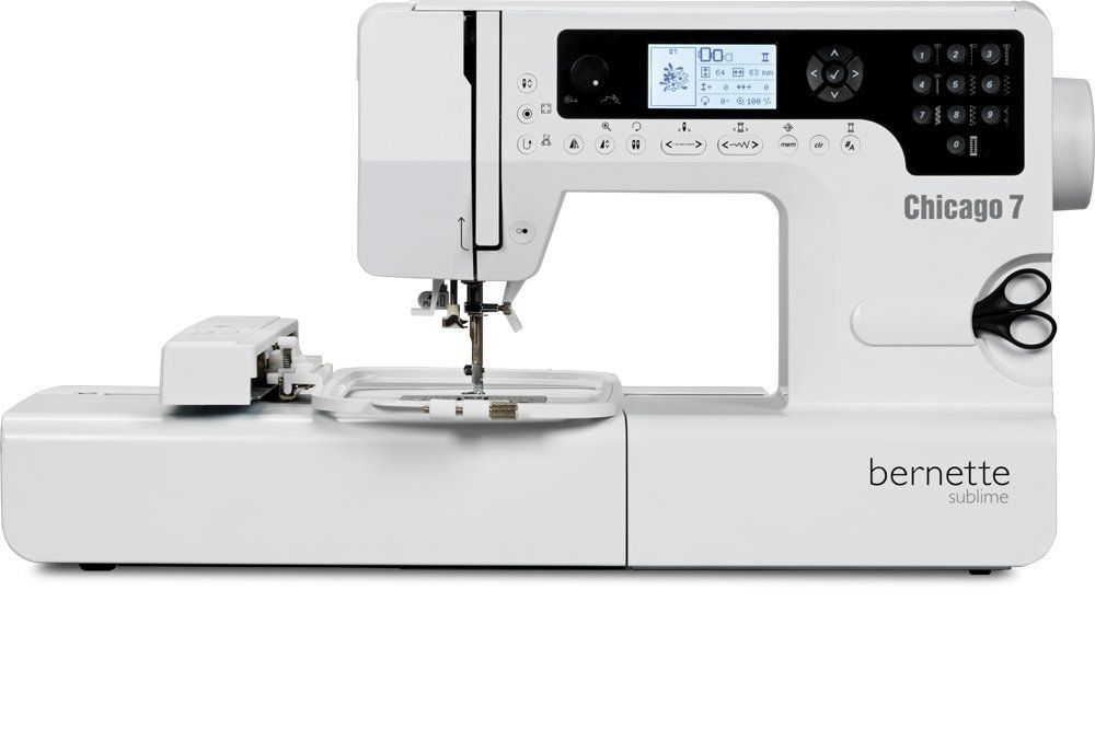 Top 40 Bernina Sewing Machines Reviewed 40 Sew Care Amazing Bernina 820 Sewing Machine Review