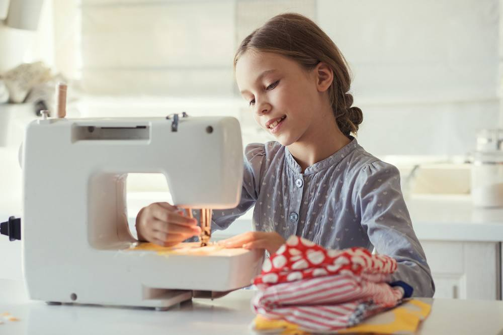 Hello Kitty Sewing Machine for Kids