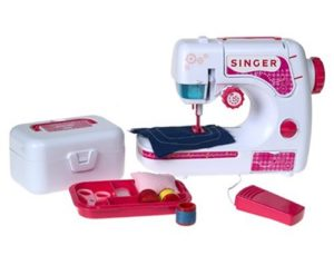 Singer Chain Stitch Battery-Operated Sewing Machine