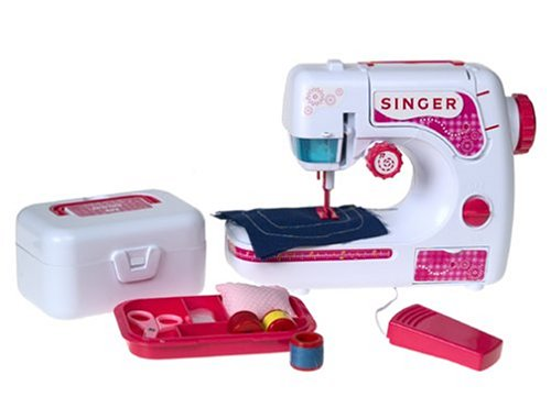 40 Singer Kids Sewing Machine On The Market Today Sew Care New Singer Ez Stitch Toy Sewing Machine