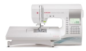 Singer 9960 Quantum Stylist Feature-Rich Computerized Sewing Machine