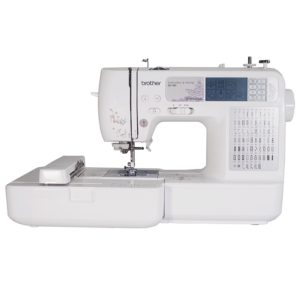 Brother SE400 Combination Computerized Sewing & Embroidery Machine