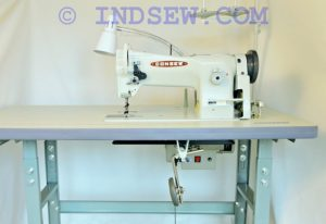 Consew 206 RB-5 Triple Feed Heavy Duty Sewing Machine