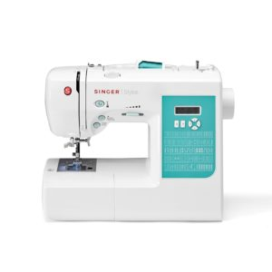 Singer 7258 Stylist Computerized Free Arm Sewing Machine