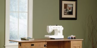 Everything You Need To Know About Sewing Machine Tables