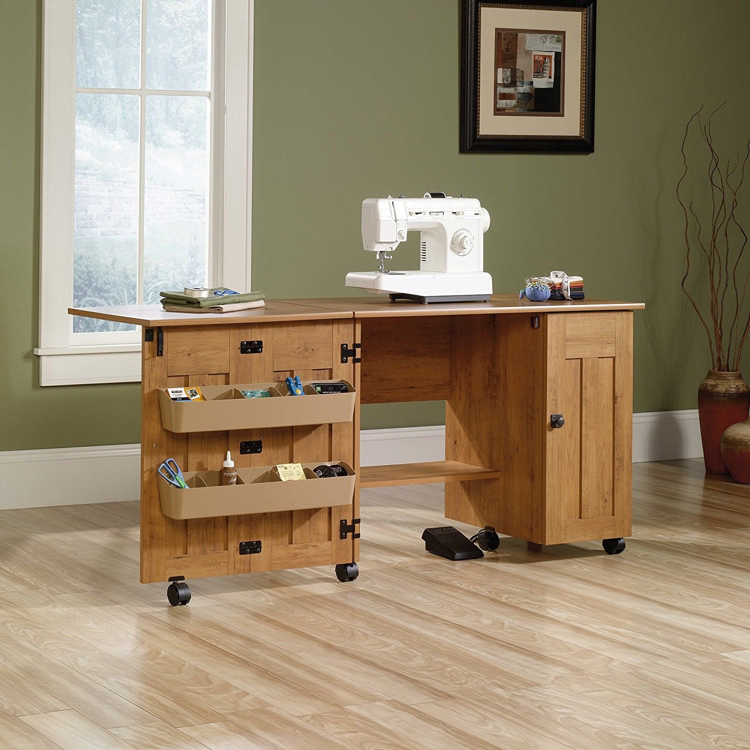 Sewing Machine Cabinets And Tables Table Ideas chanenmeilutheran