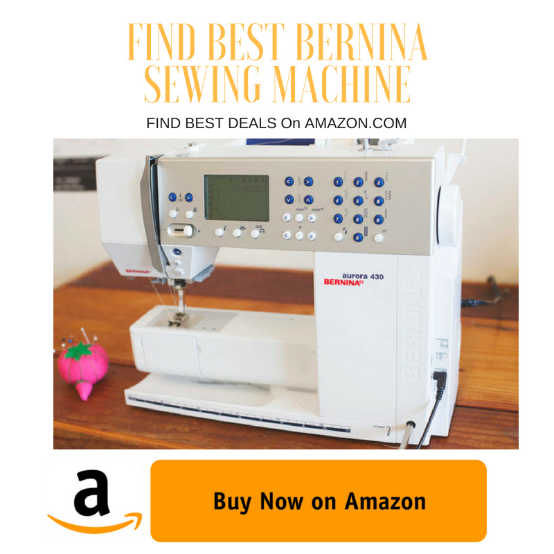 Top 40 Bernina Sewing Machines Reviewed 40 Sew Care Delectable Best Bernina Sewing Machine For Beginners