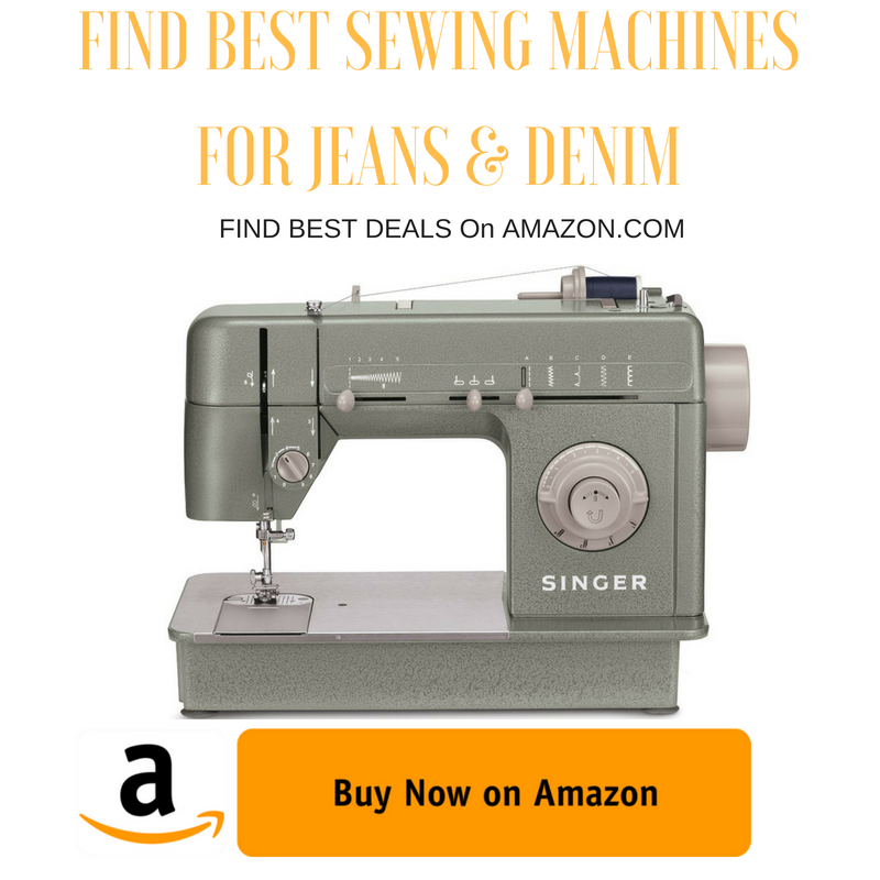 40 Best Sewing Machines For Jeans Denim 40 Detailed Review Simple Deals On Sewing Machines