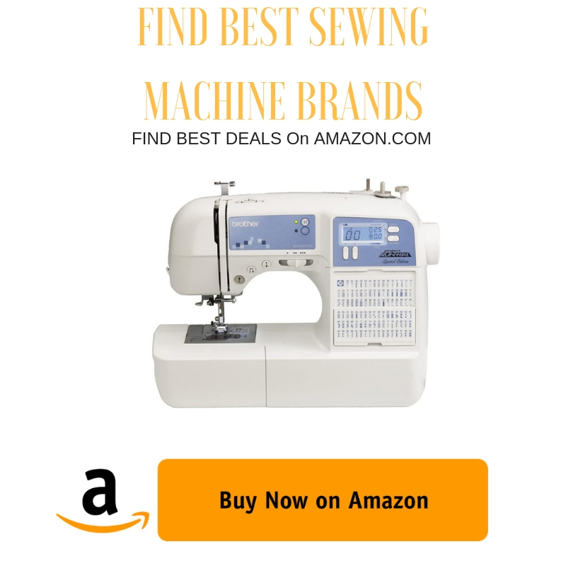 40 Best Sewing Machine Brands In 40 Including Best Picked Delectable Best Brand Of Sewing Machine