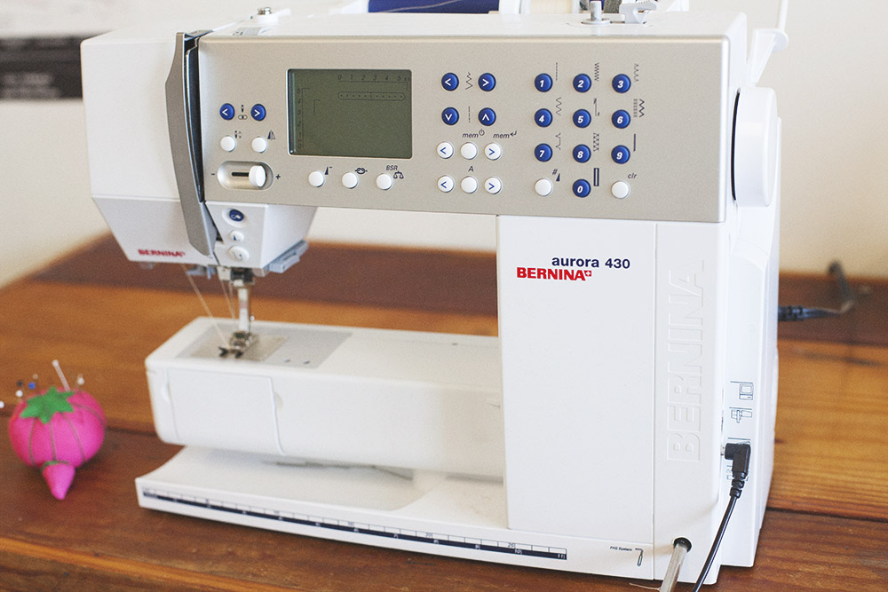 Top 40 Bernina Sewing Machines Reviewed 40 Sew Care Classy Bernina 820 Sewing Machine Review